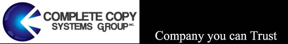 Complete Copy Systems Group Inc.<br />(888)383-COPY(2679)